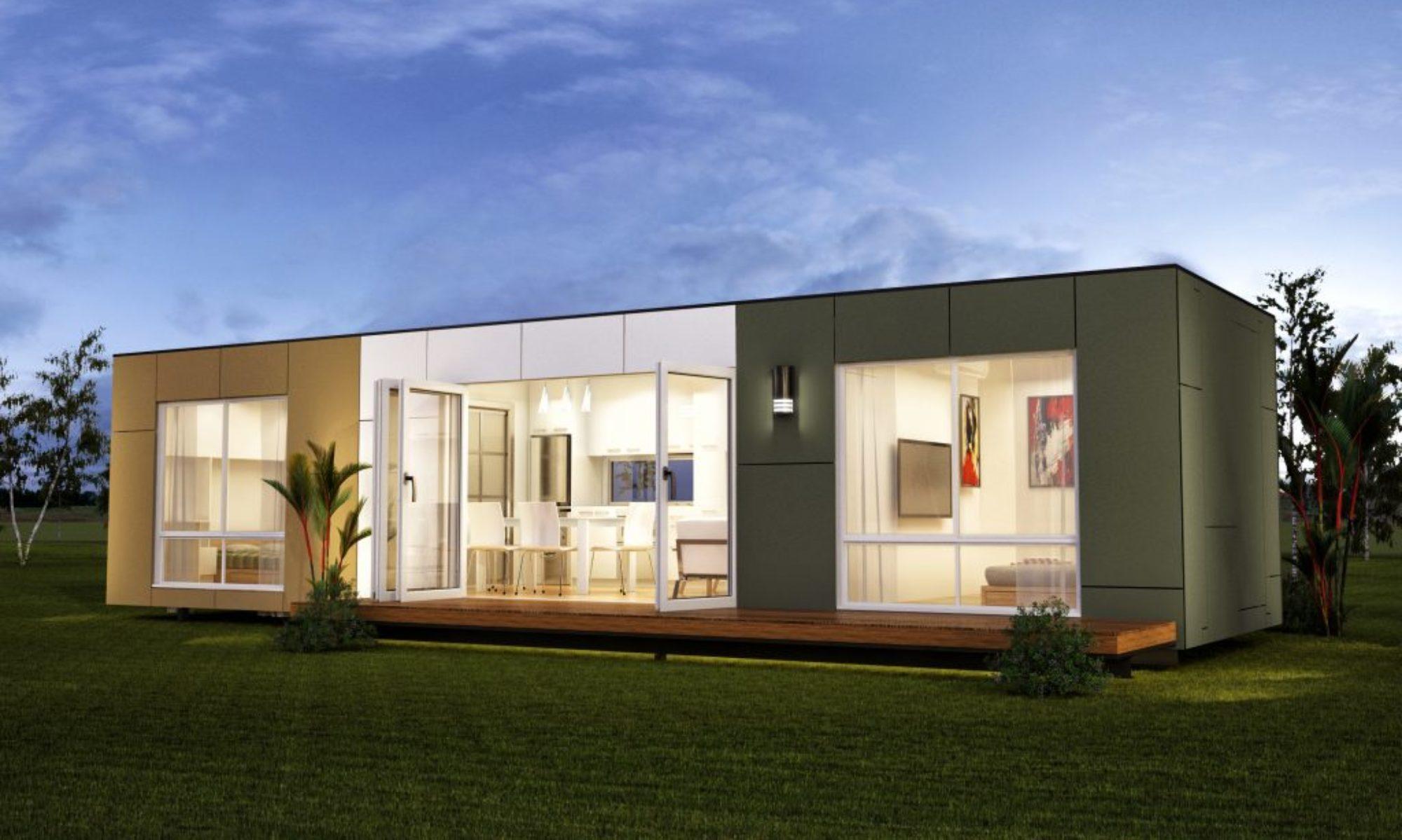 Las ventajas de las casas contenedores son imbatibles - Casas en contenedores marinos ...